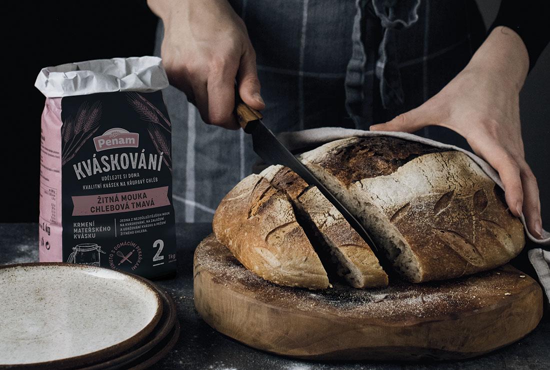 Žitná mouka chlebová